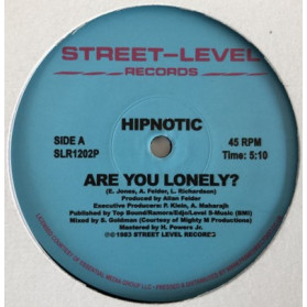 Are You Lonely / Lonely Rhythm - Record Store Day