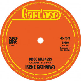 Disco Madness / He Can Ring My Bell