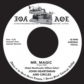 Mr Magic / Talking About My Baby