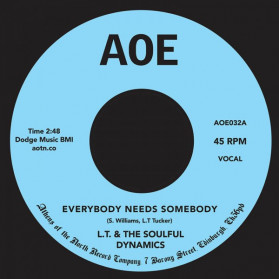 Everybody Needs Somebody / Crazy About You Baby