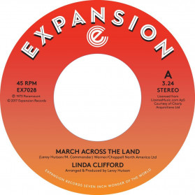 March Across The Land / Only Fooling Myself