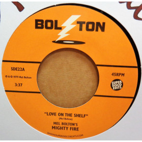 Love On The Shelf / Bring your Love Closer - more great unreleased soul!