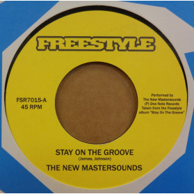 Stay On The Groove / You Got It All