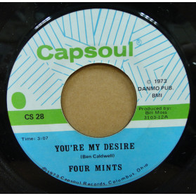 You're My Desire / You Want To Come Back