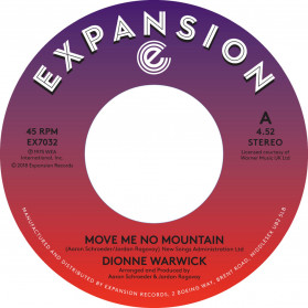 Move Me No Mountain / I'm Just Being Myself