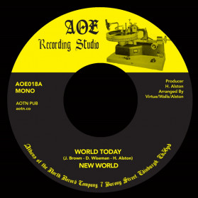 World Today / J.R