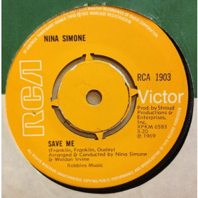 Save Me / To Be Young Gifted And Black - Classic Rare Groove Dancefloor Filler