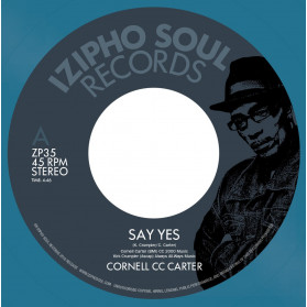 Say Yes / I Could Never