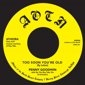 Too Soon Your're Old / Lady Day & John Coltrane / What's Goin On