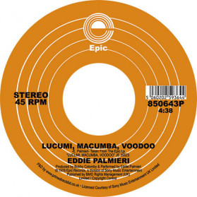 Spirit Of Love / Lucumi, Macumba, Voodoo - two great groovy soul / latin sides!