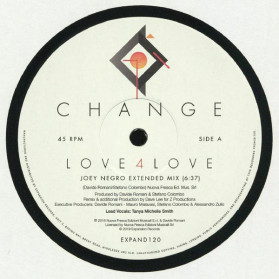 Love 4 Love (Joey Negro Extended Mix) / Make Me Go Crazy (Opolopo mix) - Instand dancefloor killer!