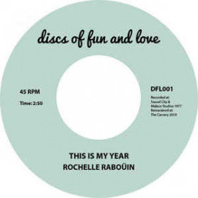 This Is My Year / Keep This In Mind - Nice reissue of this rare 45!