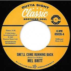 She'll Come Running Back / I Don't Like To Lose