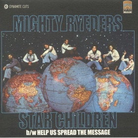 Star Children / Help Us Spread The Message - from the classic LP!
