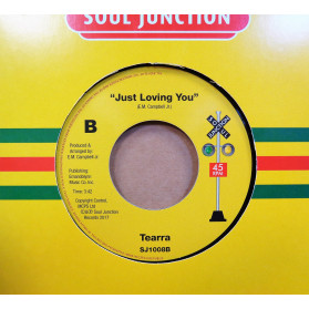 Just Loving You / Listen To Me Girl - £2000+ crossover banger now on a 45!