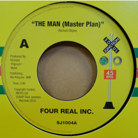 The Man (Master Plan) / Its OK With Me - Great double sider & most essential purchase