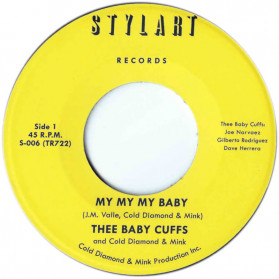 My My My Baby - Great new soul! Check it out!