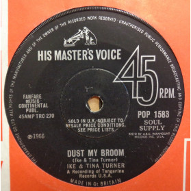 Dust My Broom / I'm Hooked