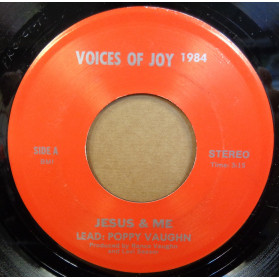 I Feel Like Praising God / Jesus & Me - Super rare 70s northern gospel dancer!
