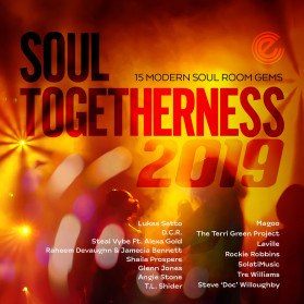 Soul Togetherness 2019 inc Glenn Jones, DCR, Angie Stone, Tre Williams and more!