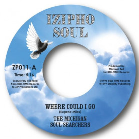 Where Could I Go / Solid Rock