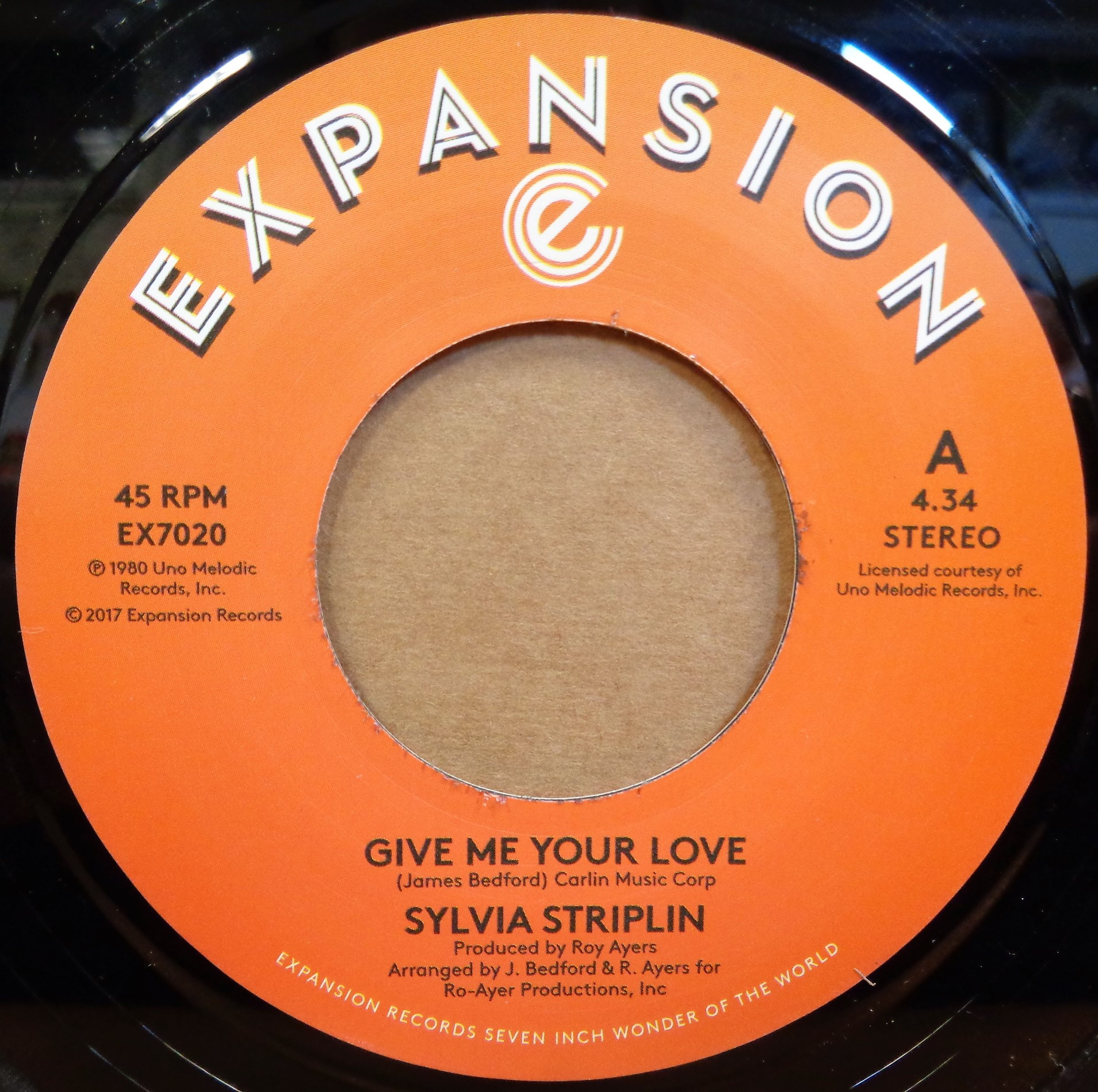 Sylvia striplin give me your love you can 39 t turn me for Classic house bangers