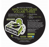 Volume 3 - Wganda Kenya - Bayesa / MBamina - Atide O Sika - Next installment from the great afro funk series!