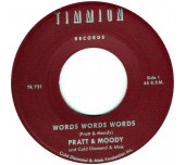 Words Words Words / Instrumental - Top drum heavy soul banger!