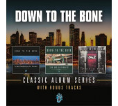 Classic album series + bonus tracks! All 3 classic albums in one!
