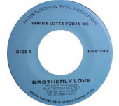 Whole Lotta You In Me / Instrumental