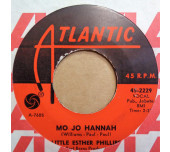 Mo Jo Hannah / No Headstone On My Grave