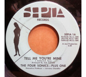Tell Me You're Mine / Lost Without You - Sensational Floorfiller