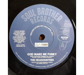 God Make Me Funky - Limited edition numbered Record Store Day 2017 release