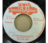 Hotter Reggae Music / Version