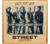Just For You, Inc. Just For You & Have You Ever, Very hard Indie Soul LP To Find