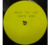 Never Too Late - Did Not Know This UK Boogie Gem, Take A Listen, See If You Agree ?