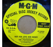 Not For Love Nor Money / Baby If I Had You - Nice Demo of this great double sider