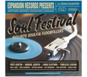 Soul Festival 1971-1979 (vinyl) Inc: Leon Ware, Margie Joseph, Timeless Legend and more!