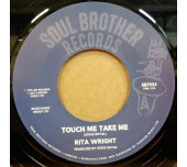 Touch Me Take Me / Love Is All You Need - rare groove classic!