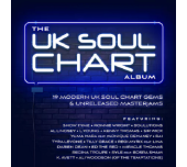 The Uk Soul Chart Album - featuring Soulutions, Kenny Thomas, Ronnie Wright and more!